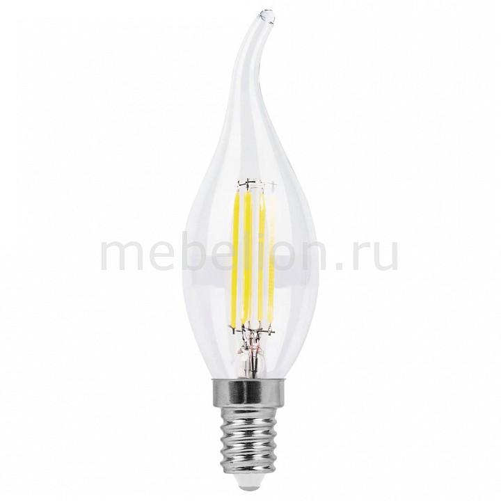 Лампа светодиодная [поставляется по 10 штук] Feron Лампа светодиодная E14 220В 5Вт 4000 K LB-69 25654 [поставляется по 10 штук] лампа светодиодная feron 5вт 230в e14 4000k свеча на ветру