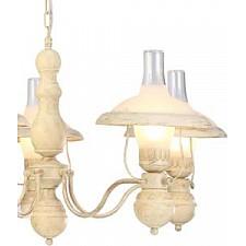 Подвесная люстра Arte Lamp A4533LM-5WG Capanna