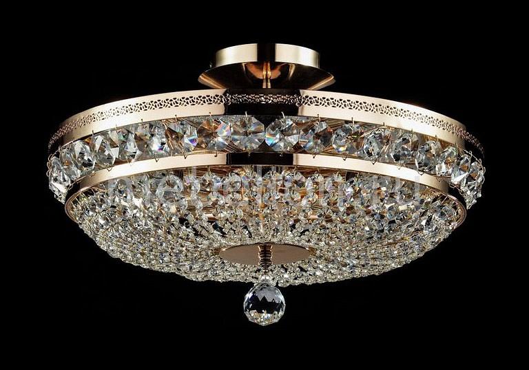 Люстра на штанге Maytoni Diamant 4 P700-PT45-G люстра на штанге maytoni diamant 4 p700 pt45 n