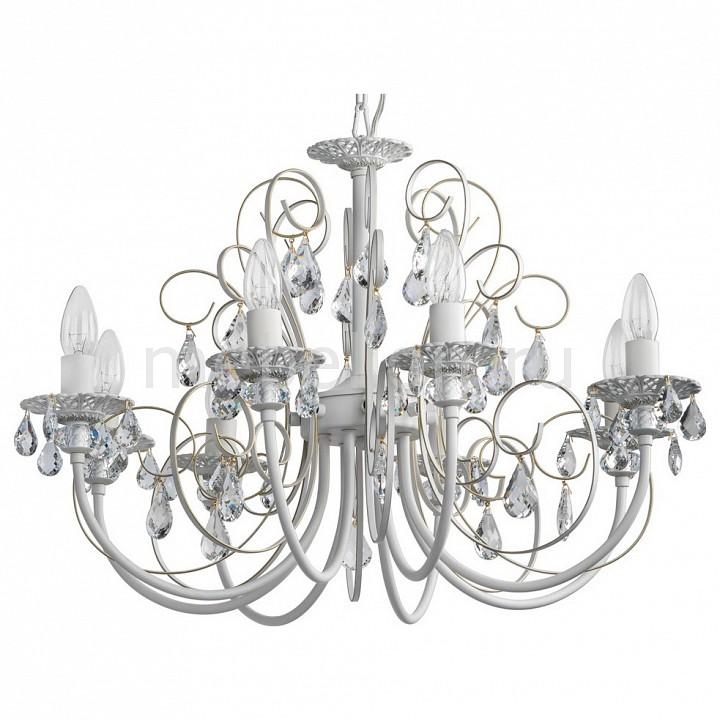 Купить Подвесная люстра Свеча 4 301015308, MW-Light, Германия