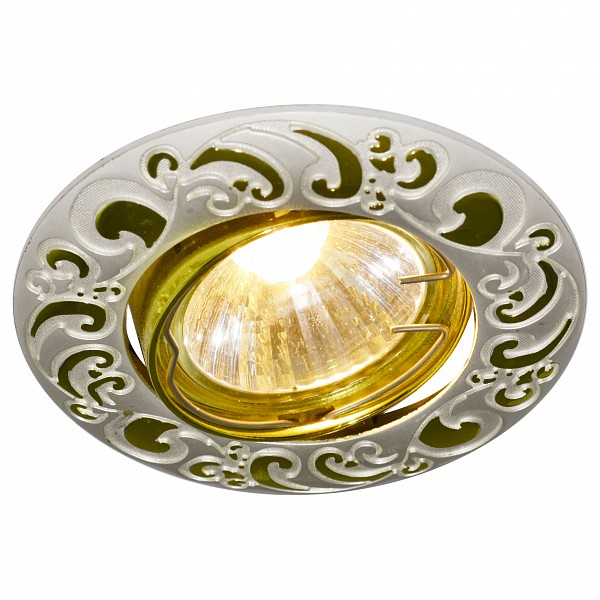 Комплект из 3 встраиваемых светильников Arte Lamp от Mebelion.ru