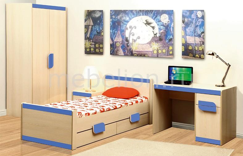 Гарнитур для детской Олимп-мебель Лайф