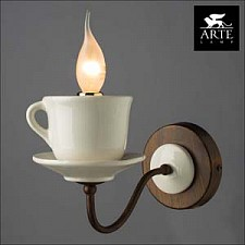 Светильник на штанге Arte Lamp A6483AP-1WH Servizio