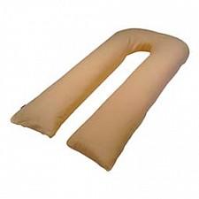 Подушка для беременных (80x140x35 см) Однотонная