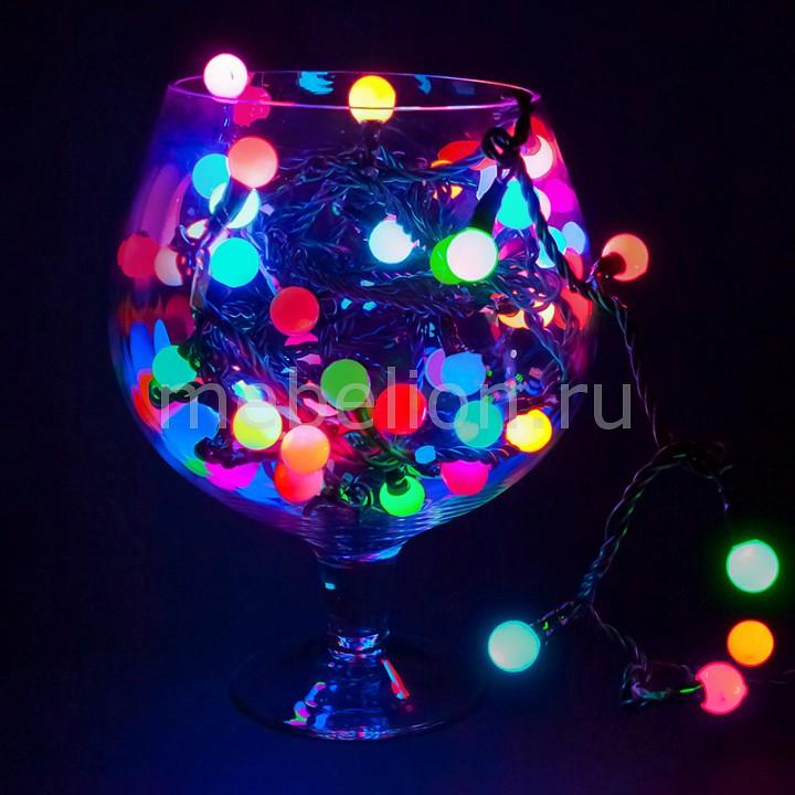 Гирлянда Супернить Neon-Night (20 м) BW-200 303-509 гирлянда neon night мультишарики d 13мм 20м черный пвх 200led rgb 303 509 1