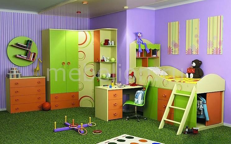 Гарнитур для детской Любимый Дом Фруттис