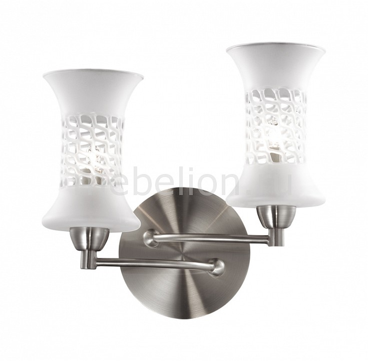 Бра Odeon Light Rukba 2516/2W бра odeon light rukba 2516 2w