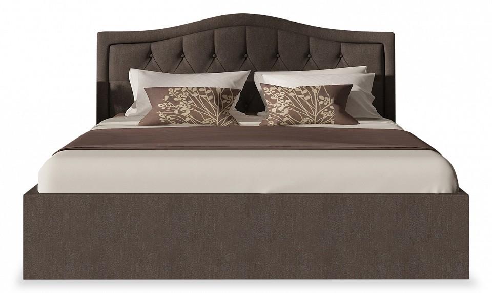 Кровать двуспальная с подъемным механизмом Ancona 180-190