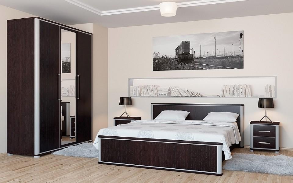 Гарнитур для спальни Мебель-Неман 13 Наоми