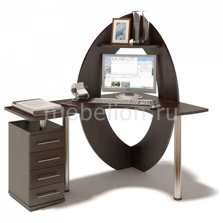 Стол компьютерный КСТ-101 + КТ-101.1