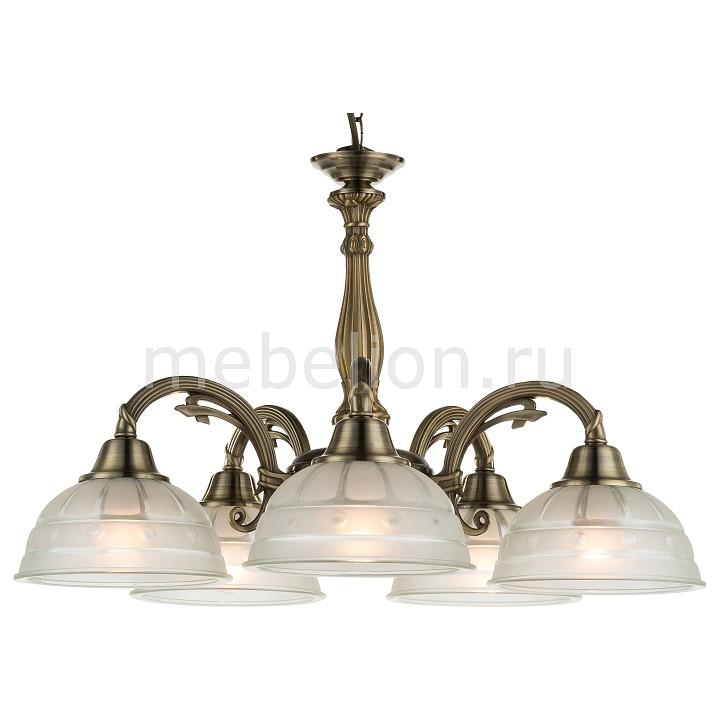 Подвесная люстра Globo Horus 60207-5  светильник подвесной globo horus 60207 5