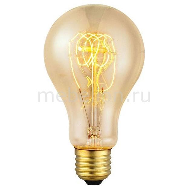 Лампа накаливания Eglo Vintage E27 60Вт 2700K 49503