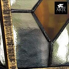 Наземный низкий светильник Arte Lamp A1014FN-1BN Berlin