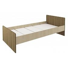 Кровать Мика СТЛ.121.01-01 дуб кремона/ясень кассино
