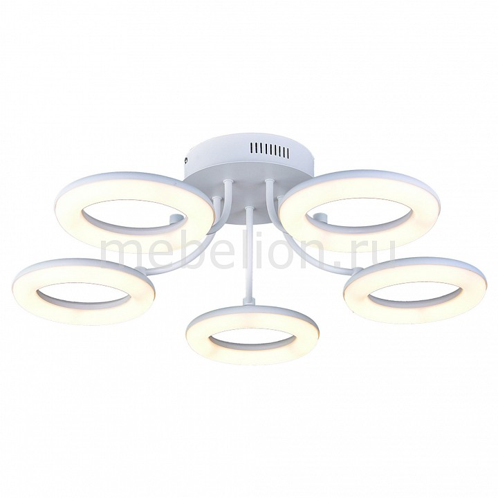 Потолочная люстра Arte Lamp A9358PL-5WH Nastro