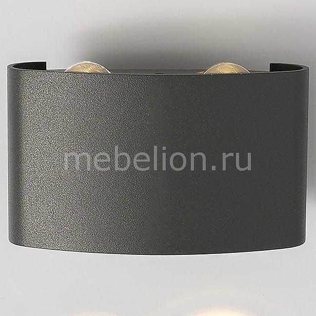 Накладной светильник Elektrostandard 1555 Techno LED Twinky Double серый techno fsm 65