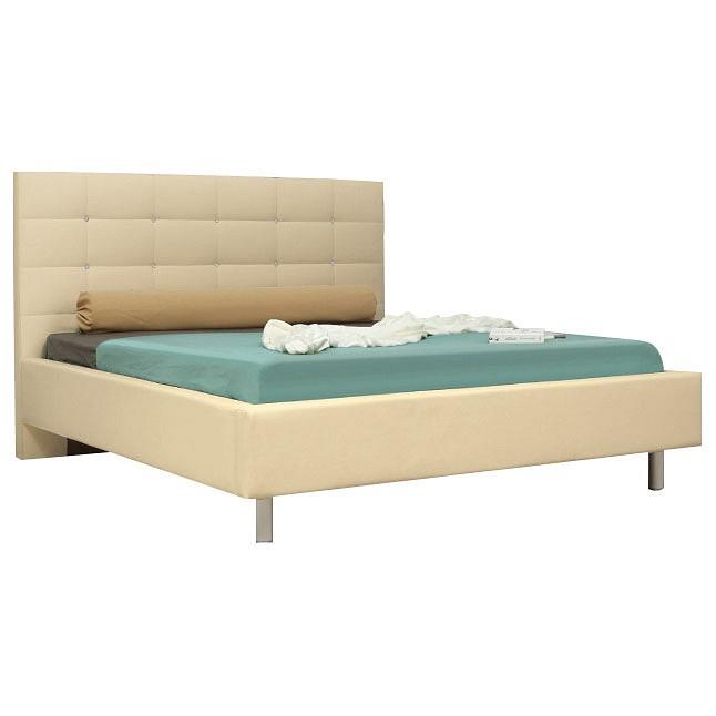 Кровать полутораспальная Олимп-мебель Треви 1400