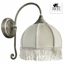 Бра Arte Lamp A2116AP-1WG Victoriana 1