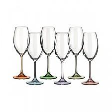Набор для вина из 6 шт. Барбара декорейшн 669-115