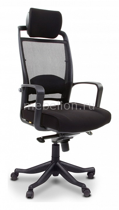 цена на Кресло компьютерное Chairman Chairman 283 черный/черный