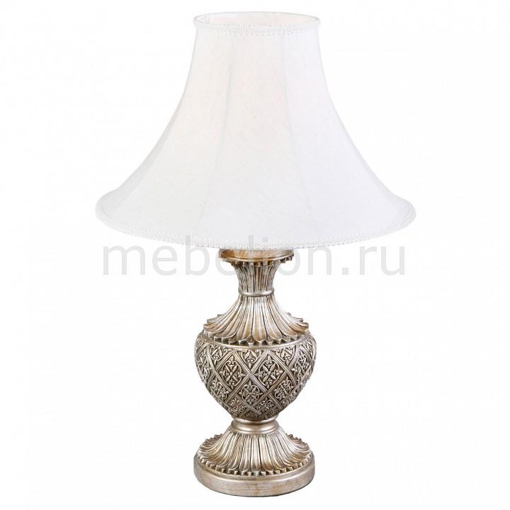 Настольная лампа декоративная Chiaro Версаче 3 254031101