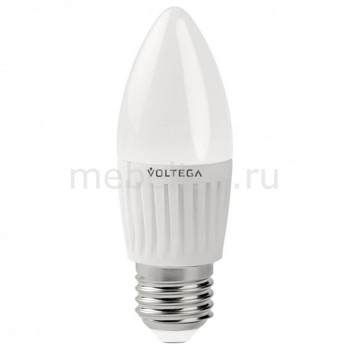 Лампа светодиодная Voltega VG1-C2E27cold6W