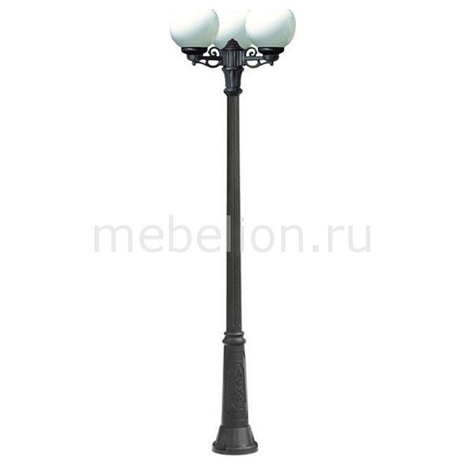 Фонарный столб Fumagalli Globe 250 G25.157.S30.AYE27 наземный высокий светильник fumagalli globe 250 g25 158 000 aye27