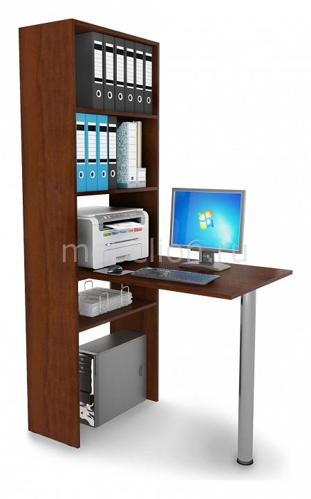 Стол компьютерный МФ Мастер Рикс-46 мф мастер стол компьютерный рикс 46 дуб сонома хром