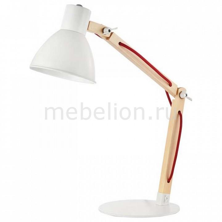 Настольная лампа офисная Maytoni Apex Z147-TL-01-W настольная лампа офисная maytoni pixar z148 tl 01 l