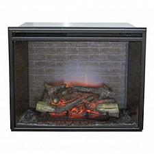 Электроочаг встраиваемый Real Flame (71х22.3х62.5 см) Leeds 33 SDW 00000003195