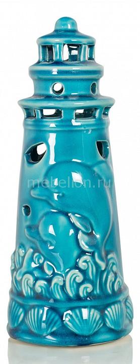 Подсвечник декоративный Home-Philosophy (26 см) Aquamarine 242409 декоративные свечи home philosophy подсвечник nisha цвет серый 13х23 см