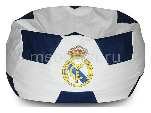 Кресло-мешок Dreambag Real Madrid пуф dreambag круг cherry