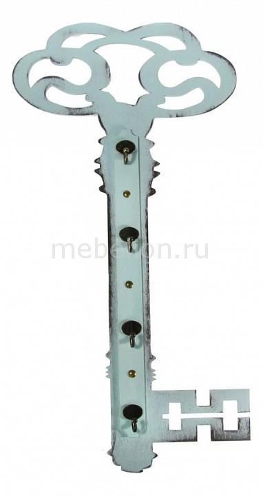 Ключница Акита (30.5х62 см) Ключ N-17 akita