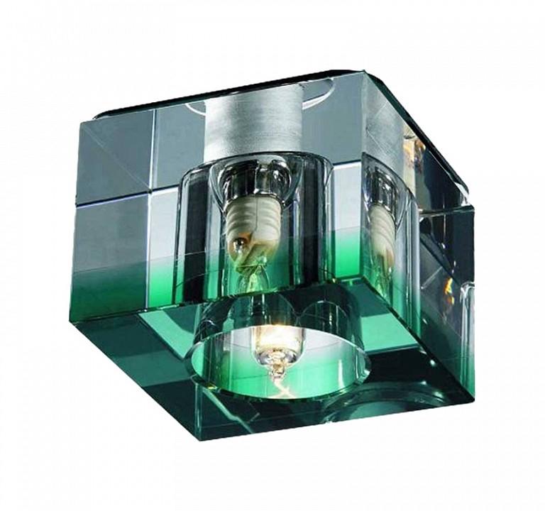 Встраиваемый светильник Novotech 369296 Cubic