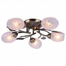 Потолочная люстра Arte Lamp A6157PL-5AB Anetta