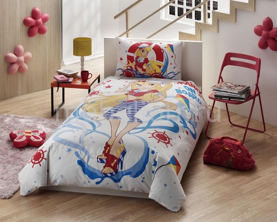Комплект детский TAC ТАС Ranforce Disney Winx Stella Ocean 3800-60088546 tac 5 спальное ranforce minions cupcake розово желтый