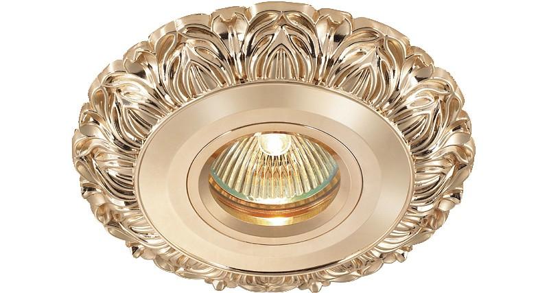 Встраиваемый светильник Novotech 369947 Vintage