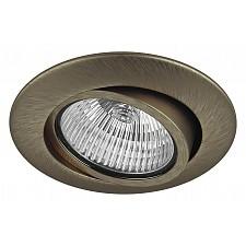 Встраиваемый светильник Lightstar 011081 Teso