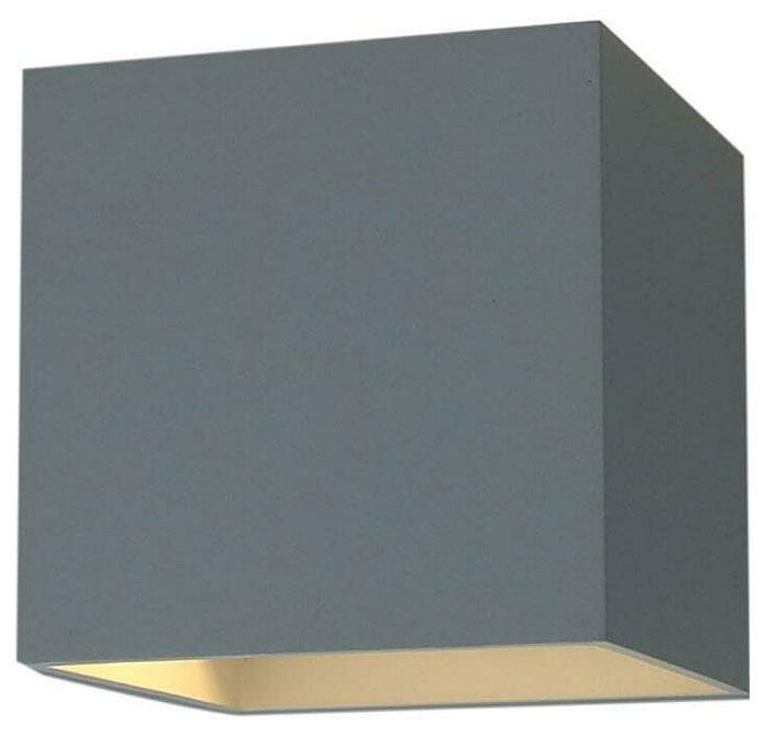 Накладной светильник Arte Lamp A1414AL-1GY накладной светильник arte lamp falcon a5633pl 3bk