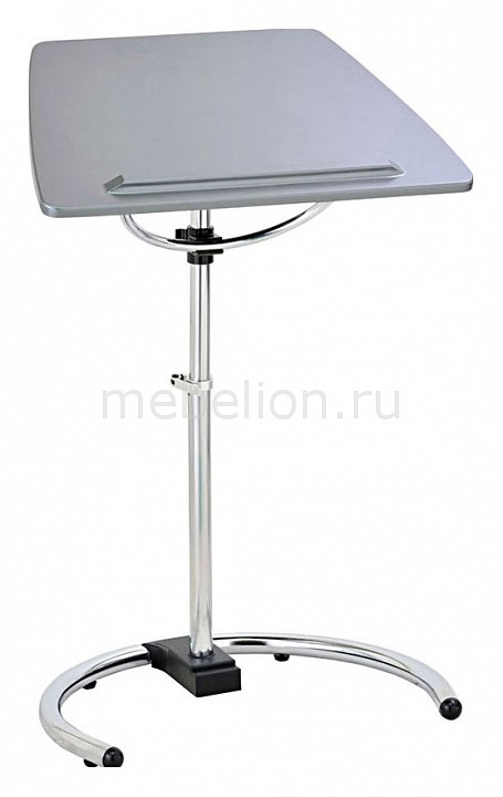 Подставка для ноутбуков LT-003 прямой серый mebelion.ru 1932.000