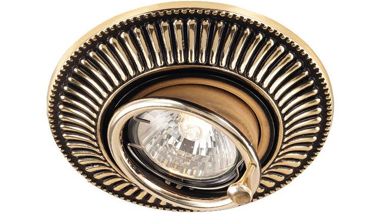 Встраиваемый светильник Novotech 369860 Vintage