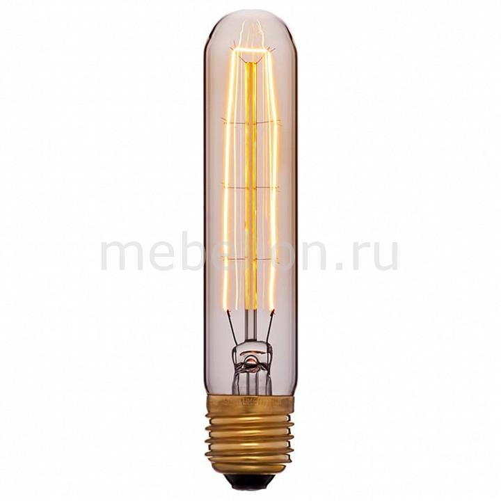Лампа накаливания Sun Lumen Т30-140 E27 240В 40Вт 2200K 051-958
