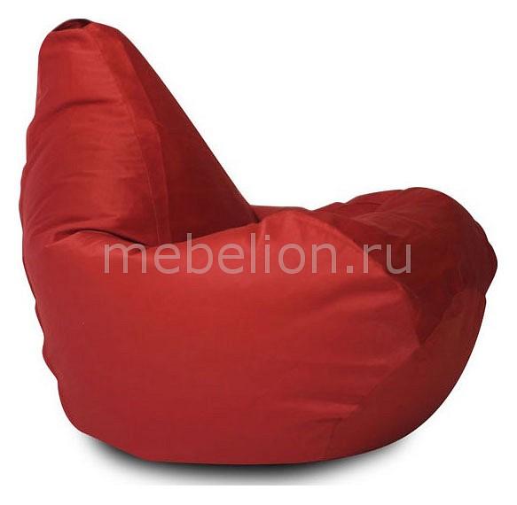 Кресло-мешок Фьюжн красное I  купить пуфик в самаре