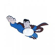 Накладной светильник Kink Light 07461 Супермен