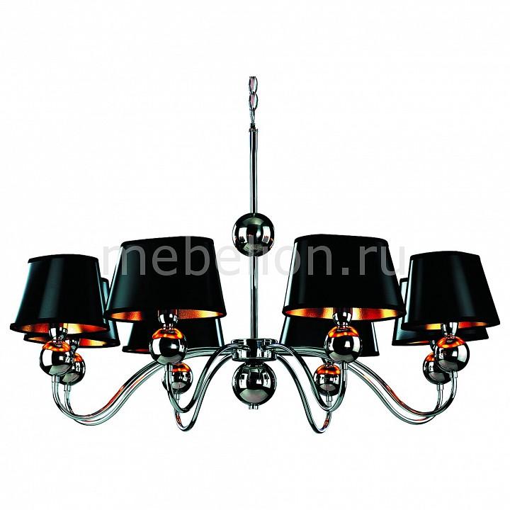 Купить Подвесная люстра Turandot A4011LM-8CC, Arte Lamp, Италия