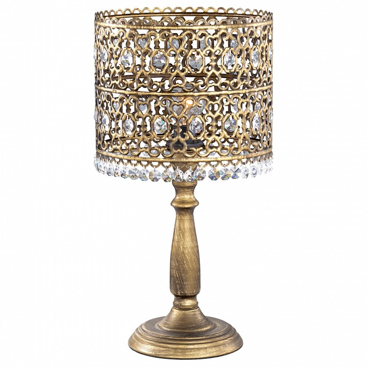 Настольная лампа Odeon Light декоративная Salona 2641/1T odeon настольная лампа odeon light salona 2641 1t
