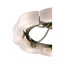 Потолочная люстра Odeon Light 1713/8C Barca