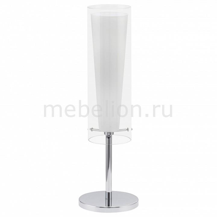 Настольная лампа декоративная Eglo Pinto 89835 настольная лампа декоративная eglo pinto 89835
