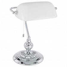 Настольная лампа декоративная BANKER 90968