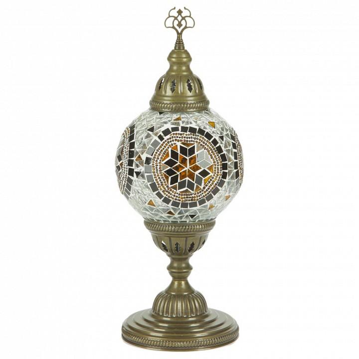 Настольная лампа декоративная Kink Light 0915,04 Марокко